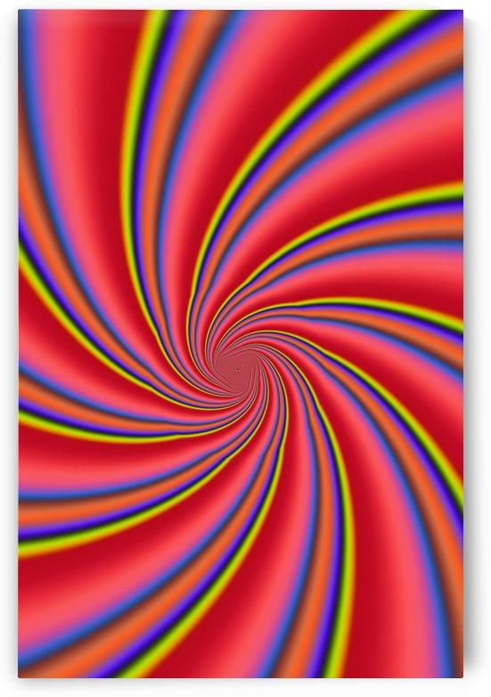 Rainbow Swirls by PacificStock