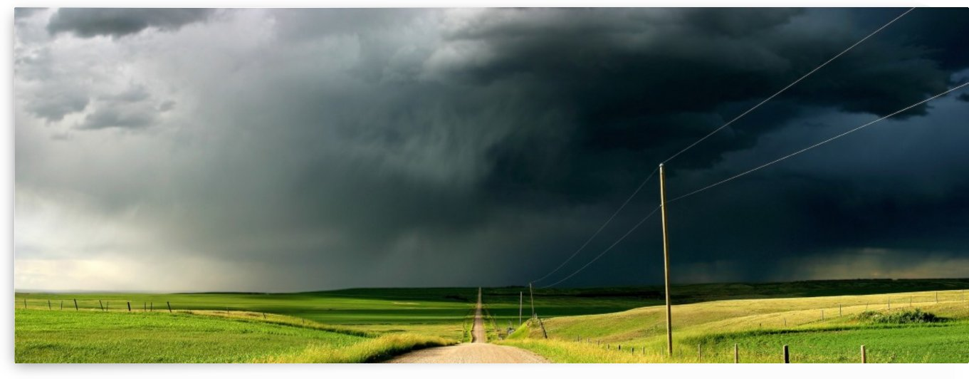 Storm Clouds by PacificStock