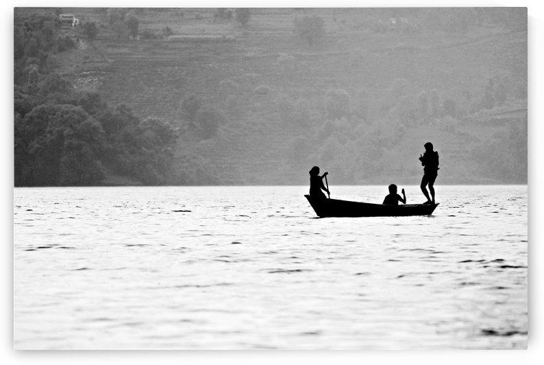 Monochrome Madness - Life by Roshan Raj