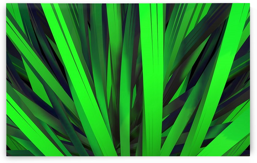 Close-Up View Of A Computer Generated Abstract Design by PacificStock