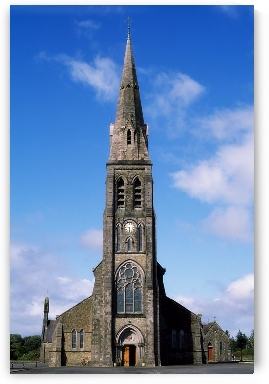 Co Roscommon, St. Nathy's Cathedral, Ballaghaderreen, Ireland by PacificStock