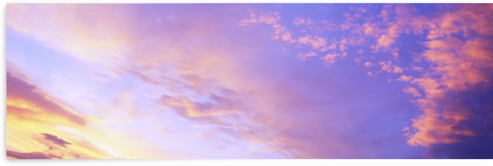 Panoramic View Of The Sky by PacificStock