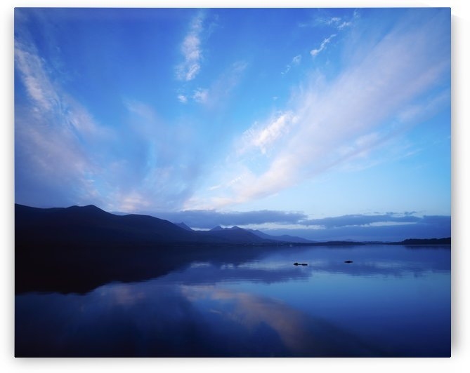 Lough Leane, Lakes Of Killarney, Macgillycuddy's Reeks, County Kerry, Ireland by PacificStock