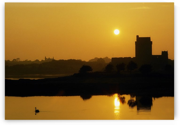 Dunguaire Castle, Kinvara, County Galway, Ireland by PacificStock