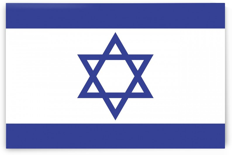 Israeli Flag by PacificStock