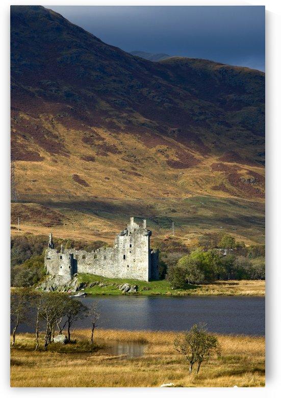 Kilchurn Castle, Scotland by PacificStock