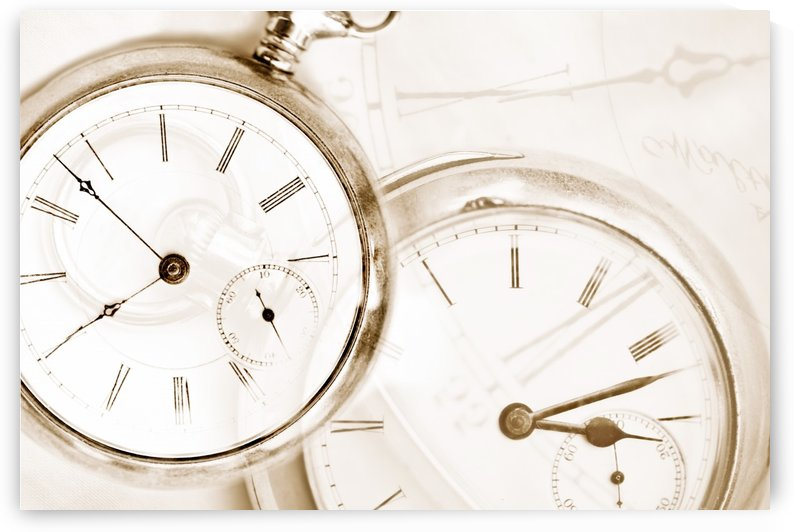 Two Clocks by PacificStock