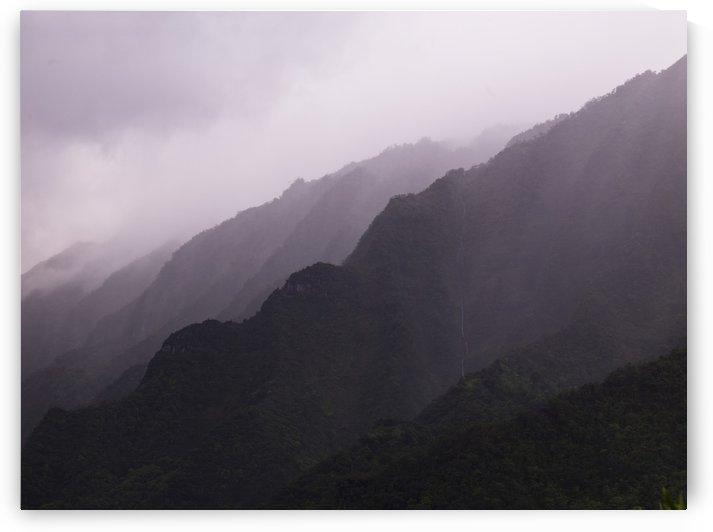 Side Of A Mountain, Napali Coast State Park, Kauai, Hawaii by PacificStock