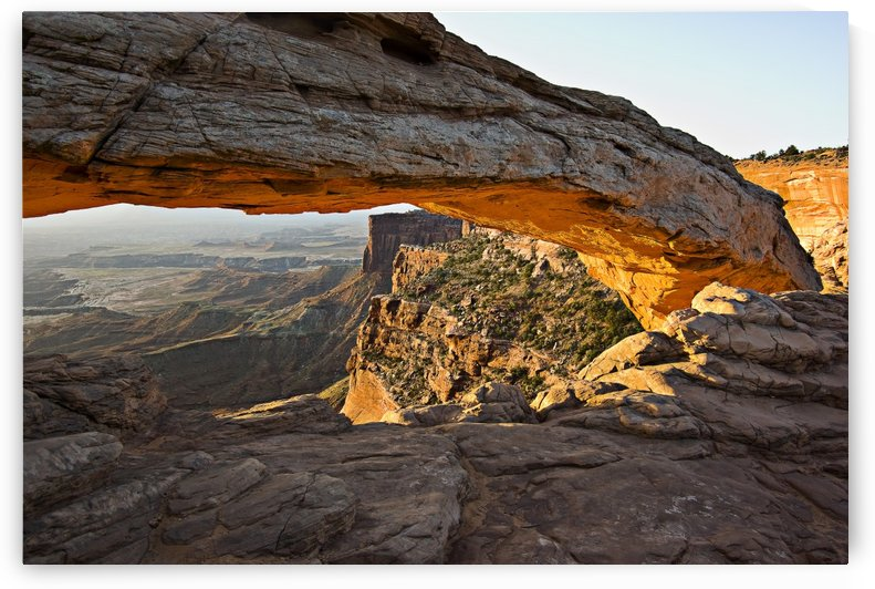 The Arch, Arches National Park, Moab, Utah, Usa by PacificStock