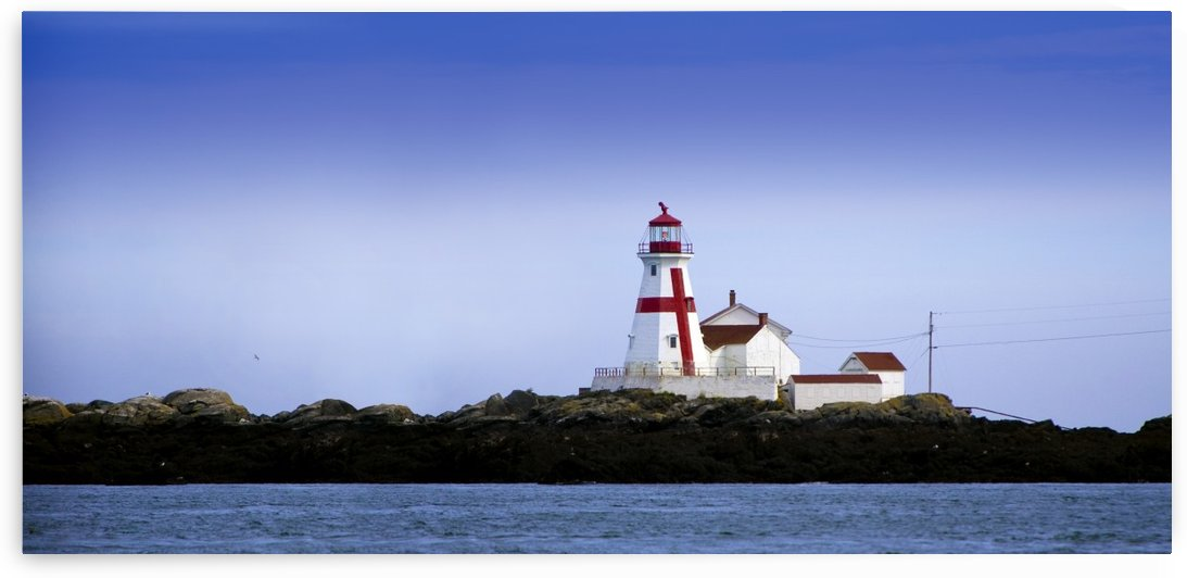 Lighthouse by PacificStock