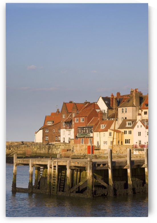 Whitby, North Yorkshire, England by PacificStock