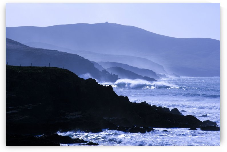 St Finian's Bay, County Kerry, Ireland, Bolus Head In The Background by PacificStock