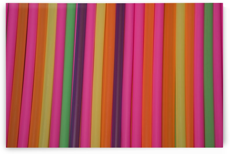 Drinking Straws by PacificStock