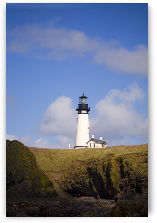 Lighthouse, Oregon, United States Of America by PacificStock