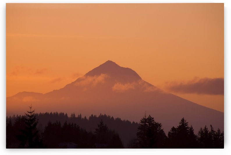 Mount Hood, Oregon, Usa by PacificStock