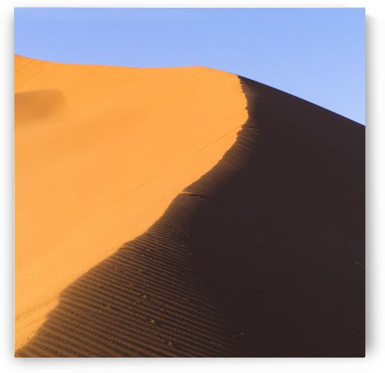 Sand Dune, Namibia, Africa by PacificStock