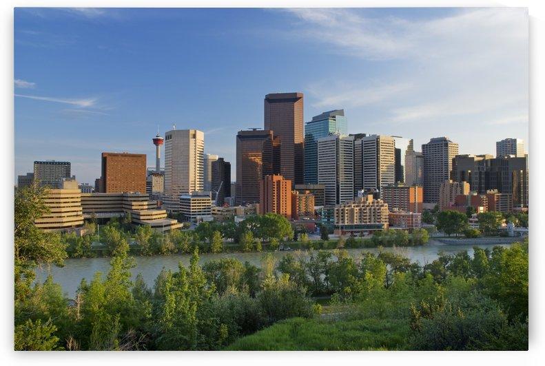 Calgary, Alberta, Canada by PacificStock