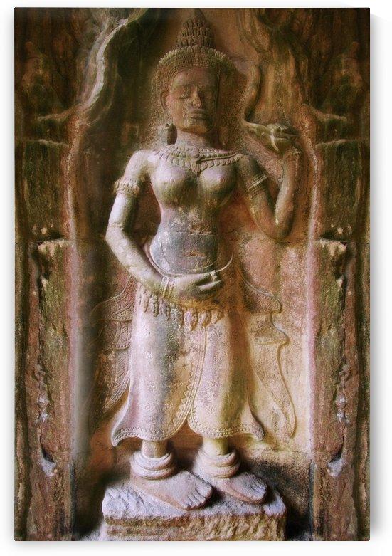 Bas-Reliefs Of Hindu Myths At Angkor Wat, Angkor, Cambodia by PacificStock