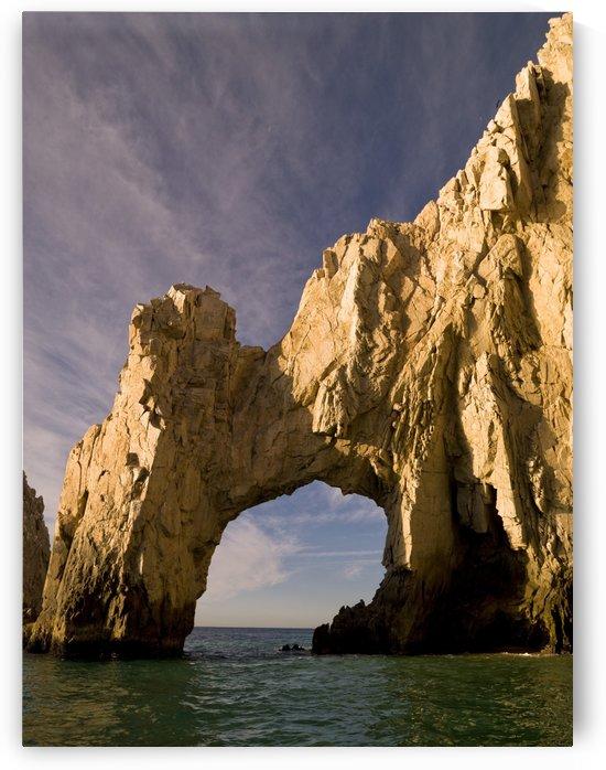 Archway, El Arco, Cabo San Lucas, Mexico by PacificStock