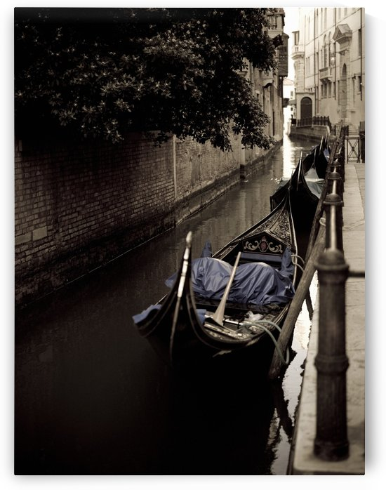Canal, Venice, Italy by PacificStock