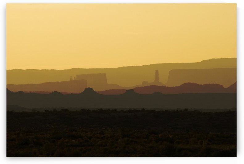 Sunrise, Arches National Park, Utah, Usa by PacificStock