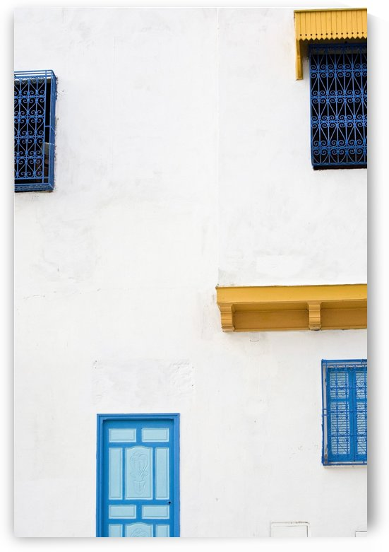 Windows, Kairouan, Tunisia, Africa by PacificStock