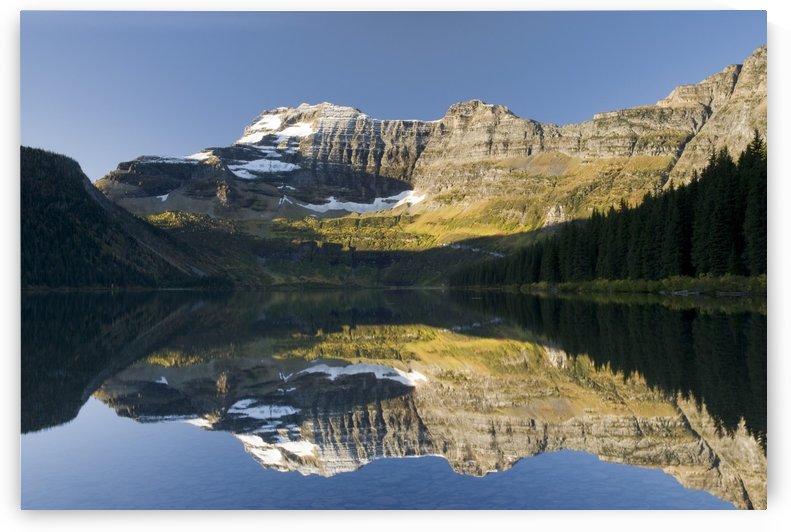 Cameron Lake, Waterton, Alberta, Canada by PacificStock