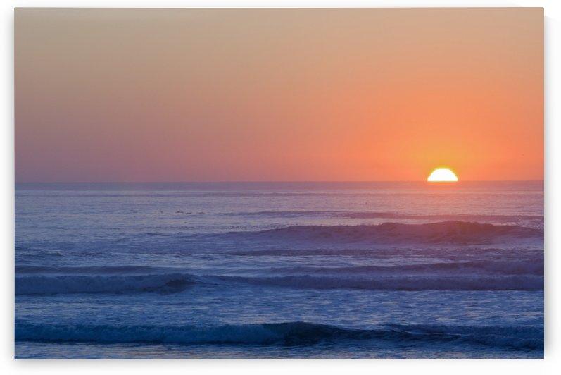 Sunset, Cape Kiwanda, Oregon, Usa by PacificStock