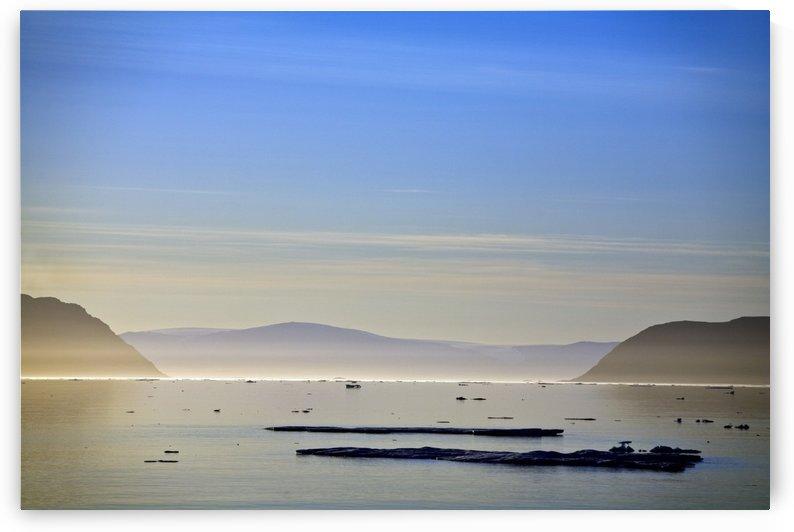 Icebergs, Nunavut, Canada by PacificStock