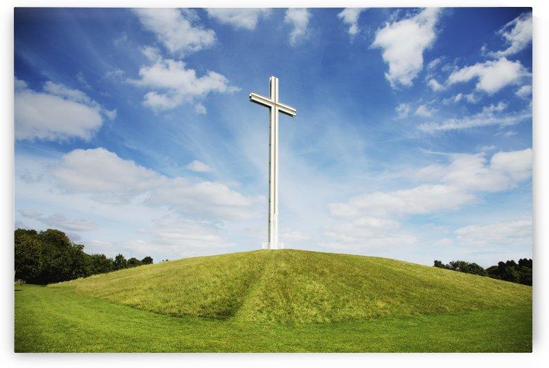 Papal Cross In Phoenix Park; Dublin, Ireland by PacificStock