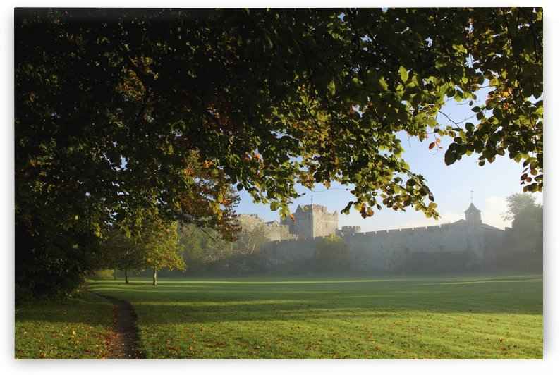 Cahir Castle; Cahir, County Tipperary, Ireland by PacificStock