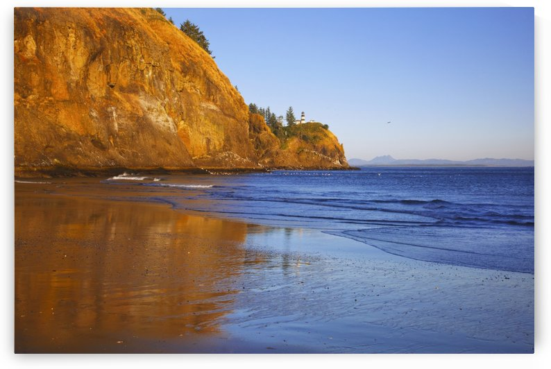 Cape Disappointment Lighthouse; Ilwaco, Washington, United States of America by PacificStock