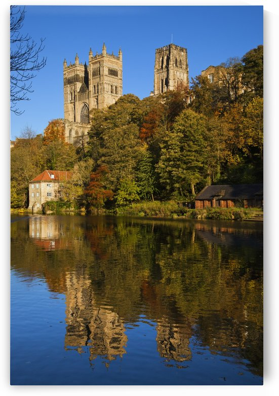 Durham Cathedral; Durham, England by PacificStock