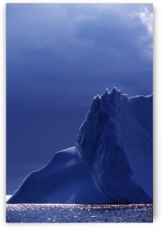 Iceberg, West Greenland by PacificStock