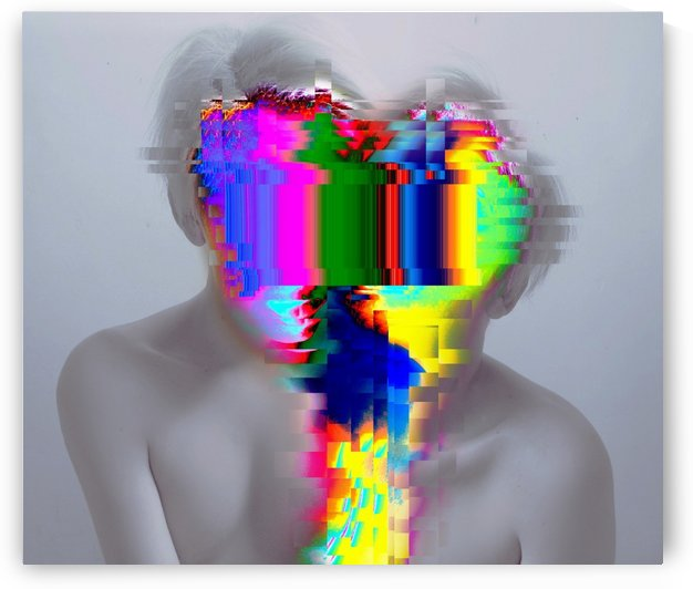 Glitch Serie by Heitor Magno