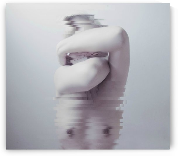 Glitch Serie by Heitor Magno