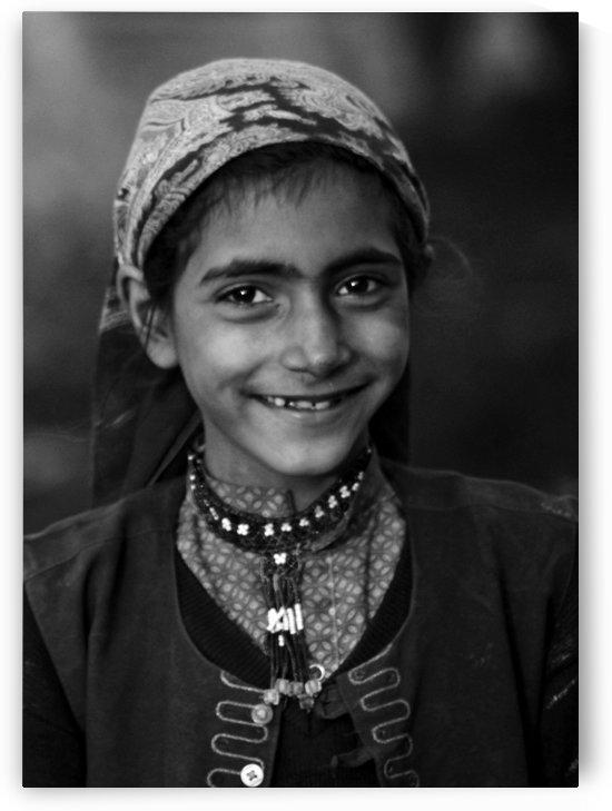 sincere smile by Roshan Raj