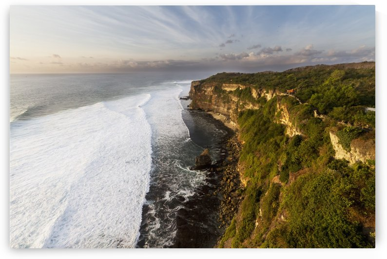 Ulu Watu cliffs, Bali, Indonesia by PacificStock