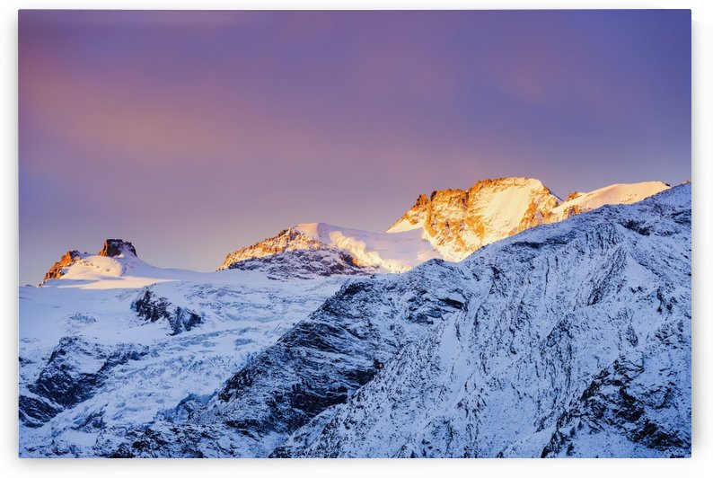 Mont Gran Paradiso, Gran Paradiso National Park; Italy by PacificStock