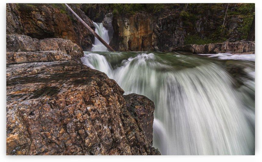Myra Falls, Strathcona Provincial park; British Columbia, Canada by PacificStock