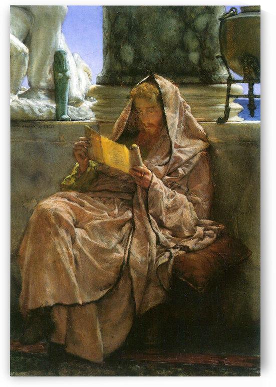 Prosa by Alma-Tadema by Alma-Tadema