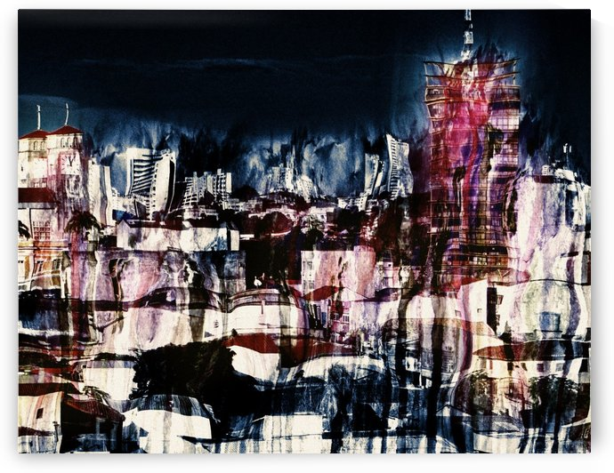 Cityscape Serie by Heitor Magno