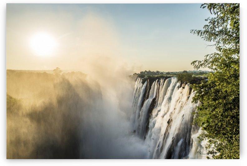 Victoria Falls; Livingstone, Zambia by PacificStock