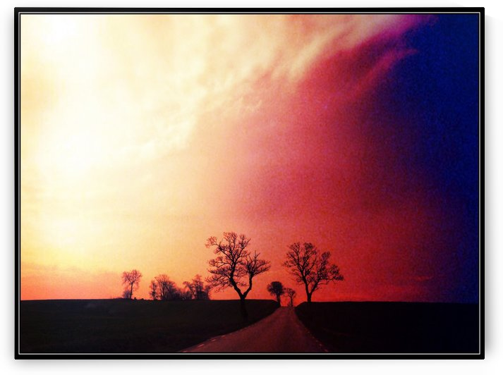 Red Horizon by Ulf Bley