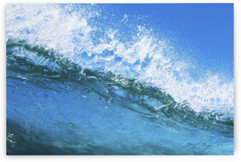 Blue Ocean Wave by PacificStock