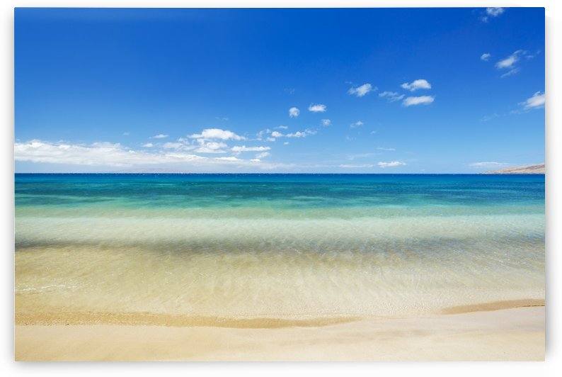 Beautiful Beach and Tropical Sea by PacificStock