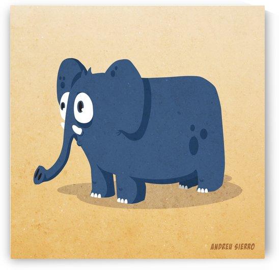 ELEPHANT by Andreu Sierro