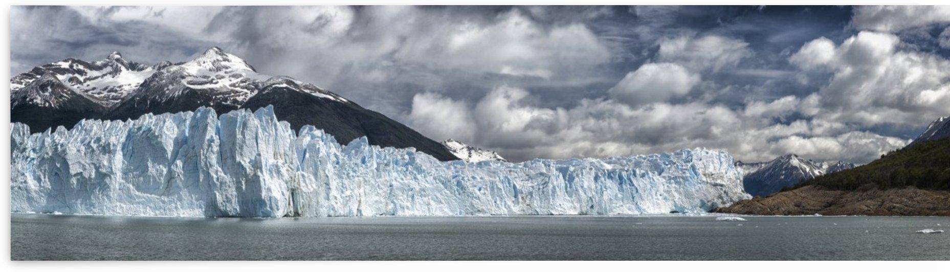 Perito Moreno Glacier off the South Patagonian Ice Field, Los Glaciares National Park; Santa Cruz Province, Argentina by PacificStock