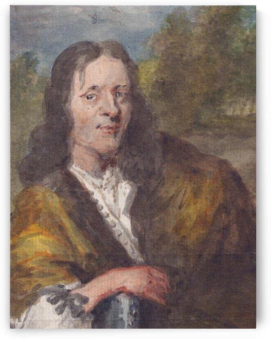 Aert Schouman (1710–1792) by Jan Lievens
