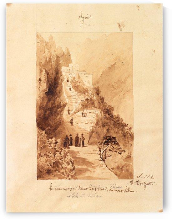 Le covenant by Adrien Dauzats